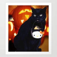 Treats Art Print