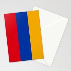 Flag Of Armenia Stationery Cards