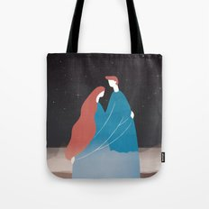 The Star, the Sea and Us Tote Bag