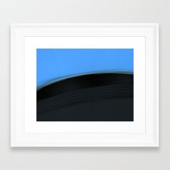 Time & Tide #2 Framed Art Print