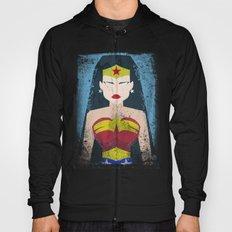 Wonder Grunge Woman Hoody