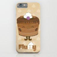 Fluffy Chocolate Mousse Cake iPhone 6 Slim Case