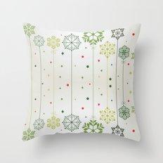 Holidays Deco Throw Pillow
