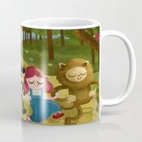 Wizard of Oz fan art Mug