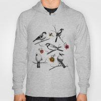 BIRDS & FLOWERS Hoody