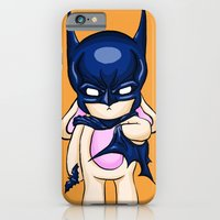iPhone & iPod Case featuring BatBun by Shana-Lee