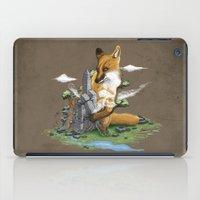 Clean The World II iPad Case