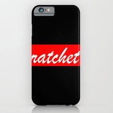 ratchet | Typography Slim Case iPhone 6s
