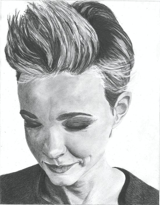 Carey Mulligan Art Print
