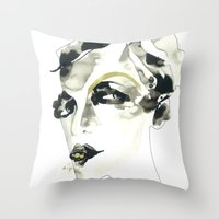 Would you like one? Throw Pillow
