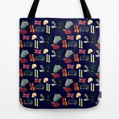 221B Baker Street version 2 Tote Bag