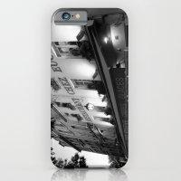 B&W Chez Eugene iPhone 6 Slim Case