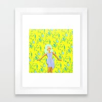 Design Based In Reality Framed Art Print