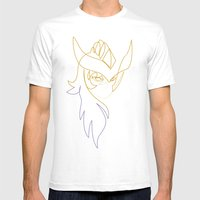 Milo/Scorpio Mens Fitted Tee White SMALL