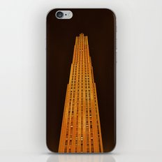 Rock Center iPhone & iPod Skin