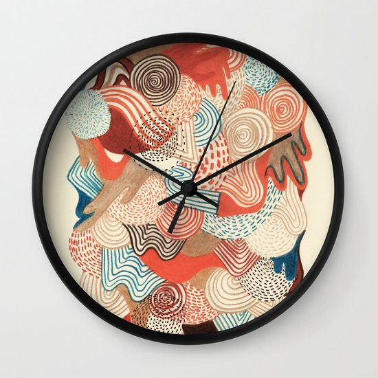 Melting time Wall Clock