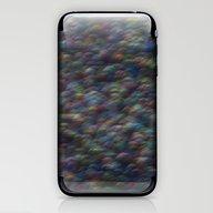 Cosmos Pixel iPhone & iPod Skin