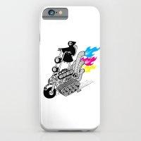 Grim Hellraiser iPhone 6 Slim Case