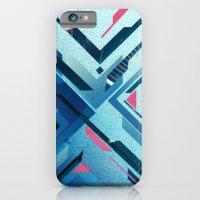 Geometric - Collage Love iPhone 6 Slim Case
