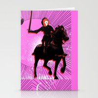 Florence Fights The Good… Stationery Cards