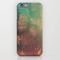 iPhone & iPod Case featuring Decay - Abstract Art by Liz Moran