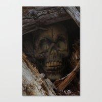 Dead Wood Canvas Print