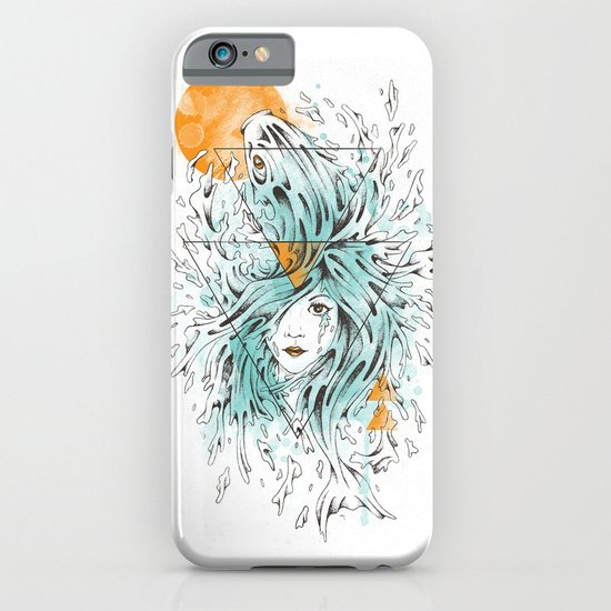 ariel 2.0 iPhone & iPod Case