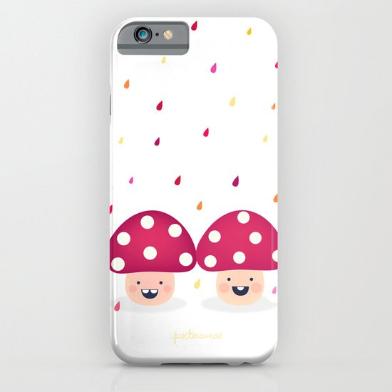 The Twins iPhone & iPod Case