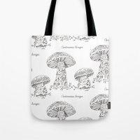 Cortinarius Laniger // H… Tote Bag