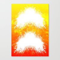Up & Up Canvas Print