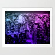 Art Print featuring New York  by 2sweet4words Designs