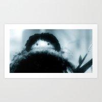 Astigmatismo #6 Art Print