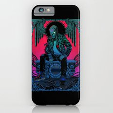 The Ghost of Dead Motor City iPhone 6s Slim Case