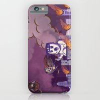iPhone & iPod Case featuring Monster invasion by Johnaddyn