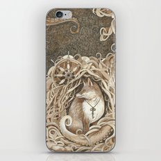The Fox and the Sea iPhone & iPod Skin