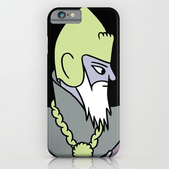ATLANTEAN DUDES iPhone & iPod Case