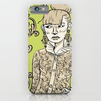 iPhone & iPod Case featuring Baroque  by Danielle Feigenbaum