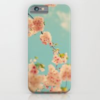 iPhone & iPod Case featuring Splash of Pink by Alicia Bock