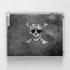 Black Pirate  Laptop & iPad Skin