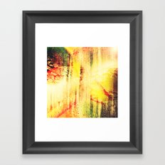 Existing In Thought Framed Art Print