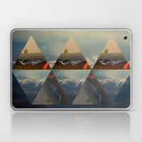 Run, whale, run!! Laptop & iPad Skin
