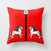 Chinese New Year Of The … Throw Pillow