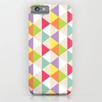 iPhone & iPod Case featuring Love Triangle by Art, Love & Joy Designs