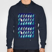 MINERAL CATTERN Hoody