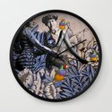 Our Little Jungle  Wall Clock