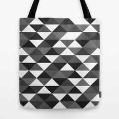 Triangle Pattern #4 Tote Bag