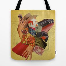 The Most Polite Restraint Tote Bag