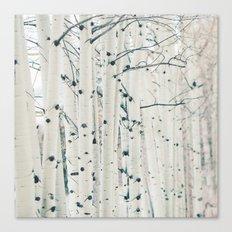 Aspen I Canvas Print