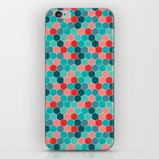 Honeycomb II iPhone & iPod Skin