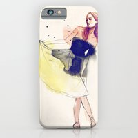 iPhone & iPod Case featuring Ballerina by Sarah Bochaton
